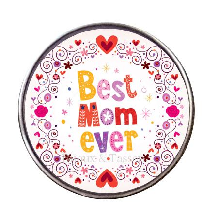 """Tekst Click """"Best Mom ever"""""""
