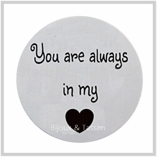 """Munt """"You are always in my heart"""""""