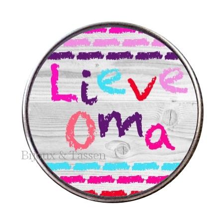 "Click ""Lieve Oma"""