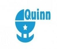 Geboortesticker voor op het raam (quinn)