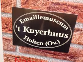 Bord emaillemuseum