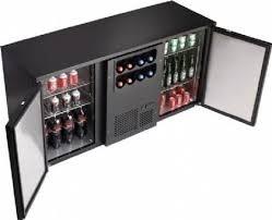 Drankenkoeler inclusief twee koelkasten en een flessenkoeler