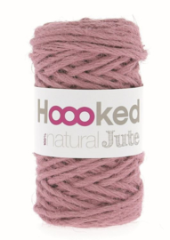Hoooked Natural Jute - Tea Rose