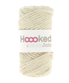 Hoooked Natural Jute - Vanilla Cream