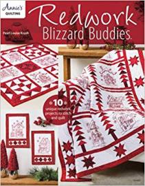 Redwork: Blizzard Buddies
