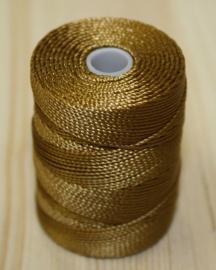 C-lon Cord - Antiqu gold - CLC-AGO
