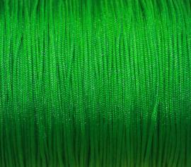 Satijnkoord - groen