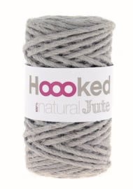 Hoooked Natural Jute - Grey Mist