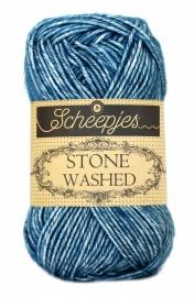 Scheepjes Stone Washed - Bleu Apatite - 805