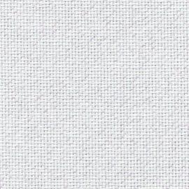 Zweigart Fein-Aida - wit glitter - 11