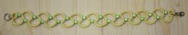 Frivolitépatroon 6: armbandje