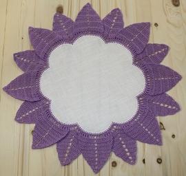 Haakpakket 4 - Kleedje met bloemblaadjes