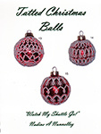 Tatted Christmas Balls