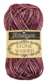 Scheepjes Stone Washed - Garnet - 810