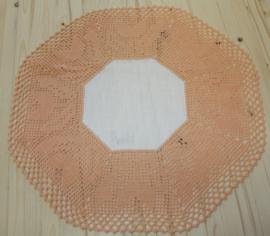 Haakpatroon 6: kleedje met tulp