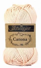 Scheepjes Catona 25 - Petal peach - 263