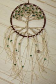 Macramépatroon 10: levensboom