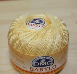 DMC Babylo - 10 - kleurnr. 745