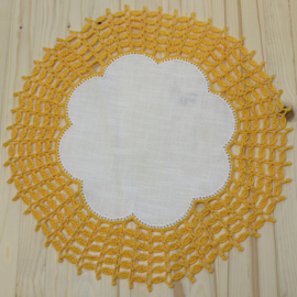 Haakpatroon 5: bloem kleedje