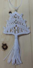 Macramépatroon 4: kerstboom