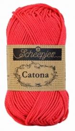 Scheepjes Catona 25 - Cornelia rose - 256