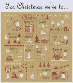 For christmas you need - NO4