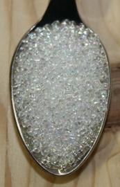 Seed bead - 11/0 - transparant ab crystal