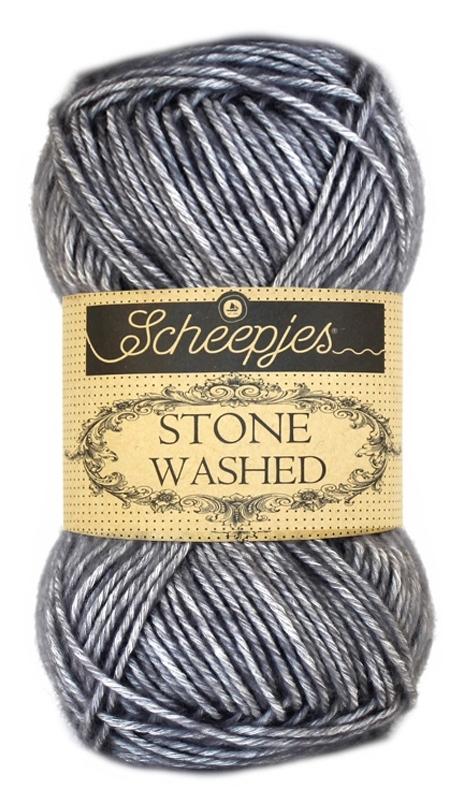 Scheepjes Stone Washed - Smokey Quartz - 802