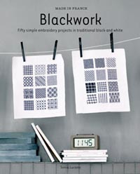 Blackwork: fifty simple embroidery projects