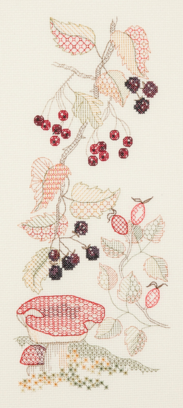 Blackwork Herfst