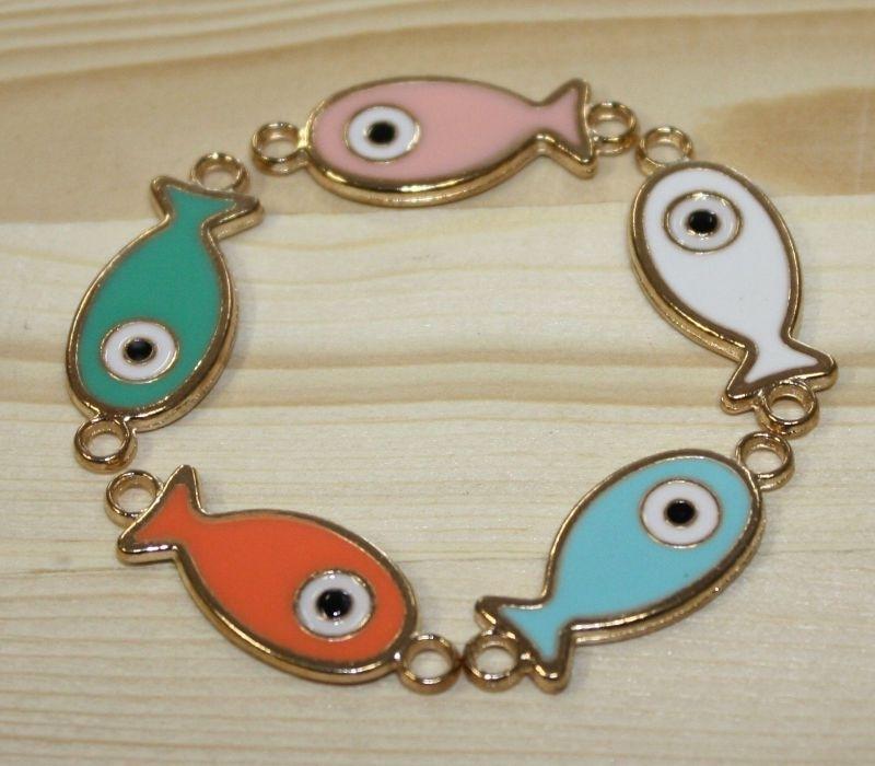 Bedel vis - 2 ogen