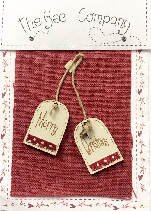 Tag - merry christmas - TB30E