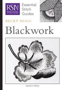 Blackwork: essential stitch guide