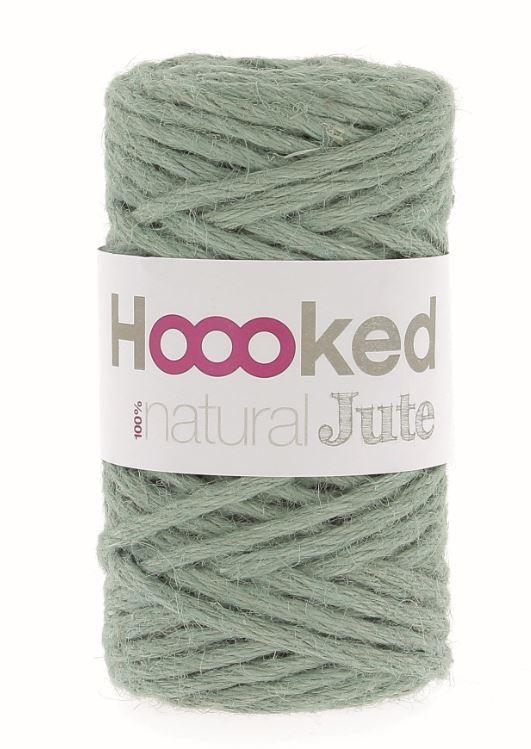 Hoooked Natural Jute - Serenity Mint