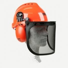 Oregon veiligheidshelm voor bosmaaier en/of kettingzaag gebruik | art. nr. 562412