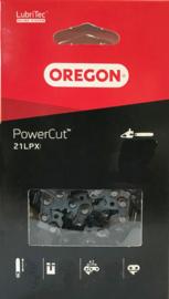 """Oregon 1.5mm .325"""" 72 aandrijfschakels 21LPX072E HAAKSE BEITEL"""