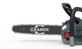 Cramer 82v accu kettingzaag model XCR82CS25  25m/s