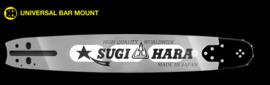 Sugi-Hara multi mount massief light  zaagblad 35cm 1.3mm 50 schakels BN6U-0N35-A past op Stihl & Husqvarna