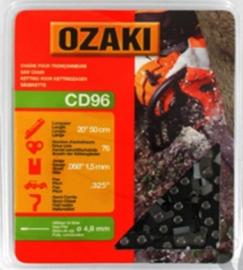 Ozaki zaagketting | 1.5mm | .325 | 76 aandrijfschakels | CD96