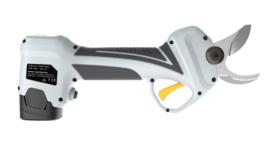 Volpi KV 360 accu snoeischaar 35mm inclusief lader en 3 accu's
