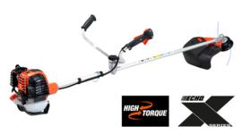 Echo SRM 3610TU  high torque Bosmaaier 36.3cc gratis Envi-Cut maaimes t.w.v €79.95