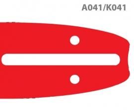 Oregon Micro-Lite zaagblad / 30cm / 1.1mm / 3/8 / BLADAANSLUITING A041 / 124MLEA041