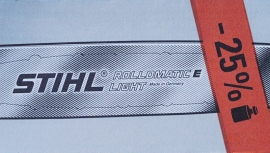 Stihl Rollomatic E Light zaagblad 1.1mm | 30cm | 3/8P | Artnr. 3005 000 7605