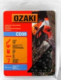 Ozaki zaagketting | 1.1mm | 3/8 | 44 aandrijfschakels | CD35