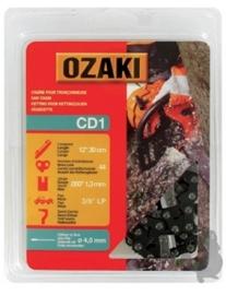 Ozaki zaagketting | 1.3mm | 3/8 | 44 schakels | halfronde beitelvorm Artikelnummer CD1