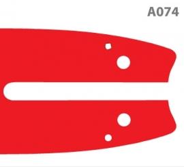 Oregon zaagblad Double-Guard / 30cm / 1.3mm / 3/8 / BLADAANSLUITING A074 / 120SDEA074