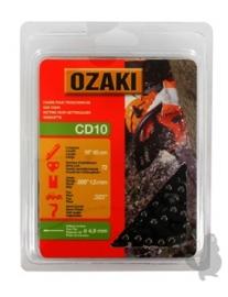 Ozaki zaagketting | 1.5mm | .325 | 72 aandrijfschakels | artikelnummer CD10