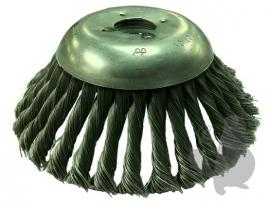 Onkruidborstel voor bosmaaier 150mm (incl. reduceerring) | art. nr. 1600299