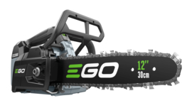 Ego CSX tophandle kettingzaag met 2 extra kettingen en 2l olie leverbaar maart 2021