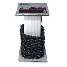 Oregon ketting op rol | 1.1mm | 3/8 | 7.5 meter | 410 schakels | 90PX025R
